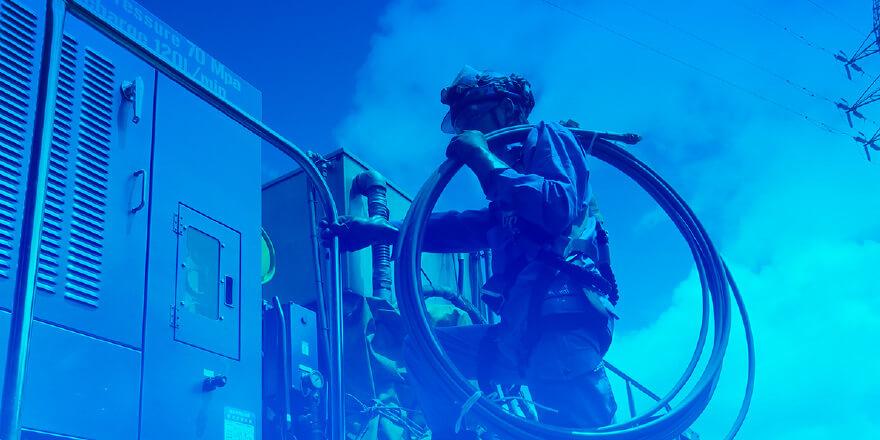 高圧洗浄・吸引作業のプロ集団 クリーンシステム